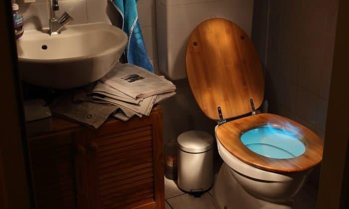 WC verstopft - 8 Tipps